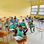 Epreuves d'évaluation des élèves joueurs de différentes écoles de football et écoles primaires membres de la Ligue NDEMBO.
